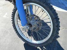 HUSABERG FE650 Front Wheel RIM HUB FE650 FE400 FE501  01 - 03