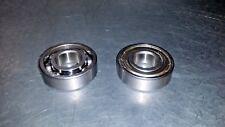 Harley 57-78 SPORTSTER Wheel Bearing 6203Z 17x40x12 17mm 40mm 12mm Ball Bearings
