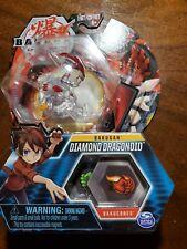 Bakugan brawlers DIAMOND DRAGONOID Battle Planet