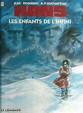 HANS 7 Les enfants de l'infini EO 1994 Etat neuf BD