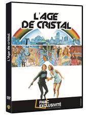 "DVD ""L'AGE DE CRISTAL"" Michael YORK, Farrah FAWCETT,  NEUF SOUS BLISTER"