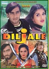 DILJALE (AJAY DEVGAN, SONALI BENDRE) - BOLLYWOOD HINDI DVD
