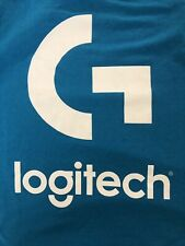 Logitech International S.A Computer GAME WITH PASSION Employee Adult T-Shirt M