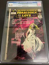 DARK MANSION OF FORBIDDEN LOVE #2 * CGC 8.5 * (DC, 1971)  NEAL ADAMS COVER!!