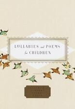 Lullabies and Poems for Children (Hardback or Cased Book)