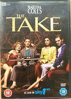 The Take DVD 2009 Martina Cole Crime Drama Mini Series w/ Tom Hardy