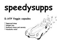 5-HTP 100mg VEGGIE caps 5 htp mood sleep (5-Hydroxytryptophan) stress support