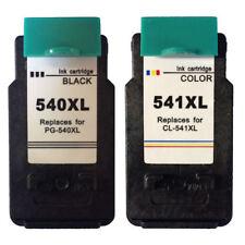 PG540XL Black & CL541XL Colour Ink Cartridge For Canon PIXMA MG3200 Printer