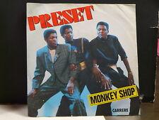 PRESET Monkey shop CA171