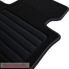 Velluto tappetini premium 4 pezzi per MERCEDES ML w163 dal BJ. 1997 - 2006