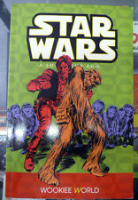 star wars a long time ago.. 6 wookiee world  dark horse comic
