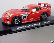 "AT180 | Fly 1:32 A9 - Slotcar Chrysler Viper GTS-R ""British GT 1998"" #51 *NEU*"