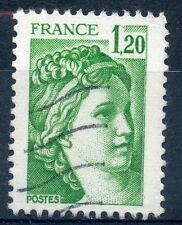 STAMP / TIMBRE FRANCE OBLITERE N° 2101  TYPE SABINE