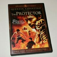 The Protector (DVD, 2007, 2-Disc Set, Ultimate Edition Widescreen)