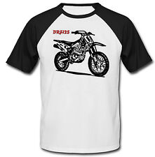 YAHAMA DRZ 125 INSPIRED - NEW COTTON TSHIRT - ALL SIZES IN STOCK