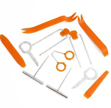 101835 12st Set Audio Tür Klammer Verkleidung Entfernung Hebel-Werkzeug für FIAT