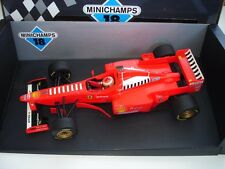 MINICHAMPS - FERRARI - F1 F310B N 6 LAUNCH VERSION 1997  EDDIE IRVINE  1:18+OVP
