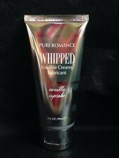Pure Romance Whipped Vanilla Cupcake Kissable Lubricant