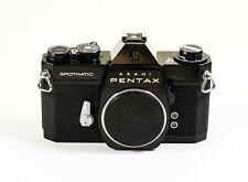 Asahi: Pentax Spotmatic (SP) II (black)  numéro 5174558 sp2 1971