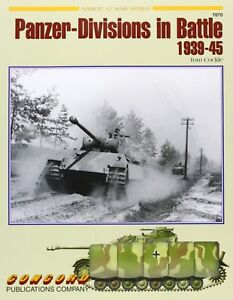 PANZER DIVISIONS IN BATTLE 1939-45 - CONCORD 7070 - NEW
