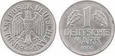 Allemagne, 1 Deutsche Mark, 1950, Karlruhe - 2