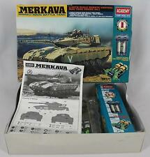 Academy 2000 1301 RC Motorized Merkava Israeli Main Battle Tank 1:48 OPEN - NEW