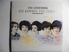 """Udo Lindenberg   Ein Kommen und Gehen   5"""" Maxi - CD   1988   Horizont 16 Jahr!!"""