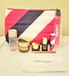 $162 Estee Lauder 7 Piece Gift Set 2021 Revitalizing Supreme /Lipstick/ Mascara