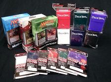 Magic the Gathering MTG Cards Duel Deck Card Sleeve Deck Box Bulk DEAL MSRP=$149