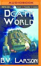 Undying Mercenaries: Death World 5 by B. V. Larson (2015, MP3 CD, Unabridged)