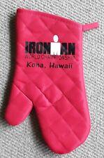 Ironman World Championship Triathlon Kona, Hawaii Red Oven Mitt