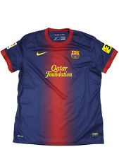 NIKE FC BARCELONE FEMMES MAILLOT TAILLE L NEUF