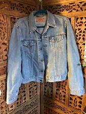 Levi Strauss Vintage Levi Jacket Denim Size L His Or Hers/14