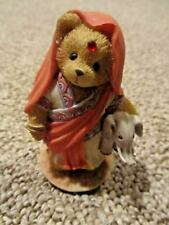 "Cherished Teddies, India, ""You're the Jewel of My Heart"" 202398"