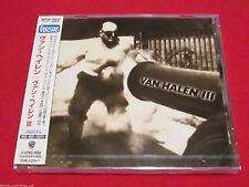 VAN HALEN - Van Halen III - Japan - 2005 Forever Young Series CD - WPCR-75072