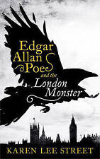 (Good)-Edgar Allan Poe and The London Monster (Point Blank) (Hardcover)-Street,