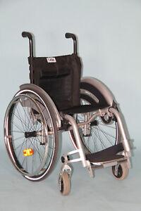 Rollstuhl Otto Bock Blizzard Aktiv SB40 Pflegerollstuhl Pflege #7496