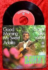 Single Ronny: Good Morning My Sweet Adalita