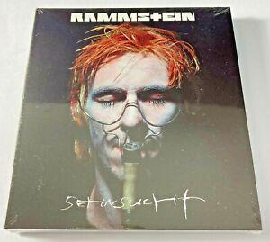 Rammstein - Sehnsucht - NEW CD (sealed digipack)  2021 Reissue