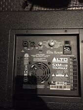 ALTO SXM112A TOURMAX Stage Wedge PA 2 WAY Monitor  800W Active Speaker + 6M XLR