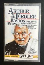 "Arthur Fieldler & The Boston Pops ""Tchaikovsky"" NEW & SEALED Tape Cassette"