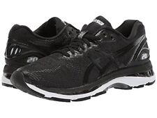 ASICS T850N.9001 GEL-Nimbus® 20 Wmn's (M) Black/White Mesh Running Shoes