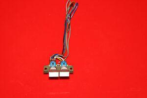 Yamaha YP-D4 Plattenspieler-Ersatzteil-2 Schalter-Geschwindigkeitseinstellung !