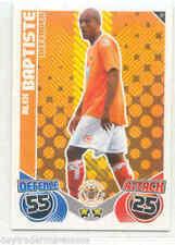 Topps Blackpool Season Soccer Trading Cards 2010