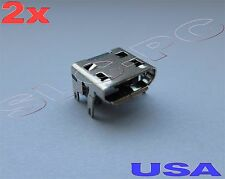 2x Micro USB Charging Charger Port OEM Replacement for JBL Bluetooth Speaker