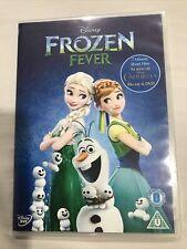 Frozen Fever (DVD, 2015)