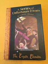 The Ersatz Elevator UK - 1st *SIGNED* 9/23/2003 - A Series of Unfortunate Events