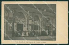 Roma Città Stazione Termini Posto di Conforto cartolina QT2138