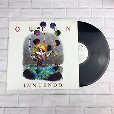 """Queen - Innuendo 12"""" Vinyl Album (United Kingdom) 1991 - PCSD 115 - Rare"""