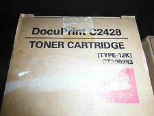 CT200383-Genuine Fuji Xerox Docuprint C2425/C2426/C2428 Magenta Toner